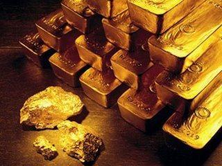 Χρυσός σε πλάκες