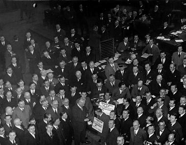 Γερμανικό χρηματιστήριο 1933