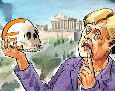Γερμανία,-Μέρκελ,-Ευρώ-Εξ.