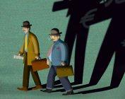 Οι σκιώδεις τράπεζες και τα κραχ