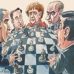 Η αμυντική τακτική της Ρωσίας