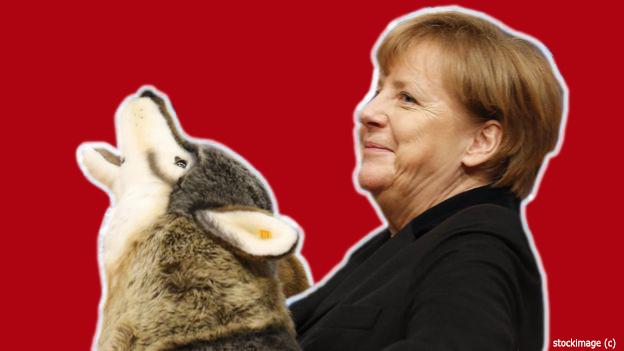ΕΙΚΟΝΑ---Γερμανία,-μέρκελ. Η Ευρώπη του τέταρτου Ράιχ