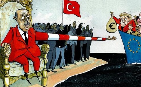 ICON - Τουρκία, ΕΕ