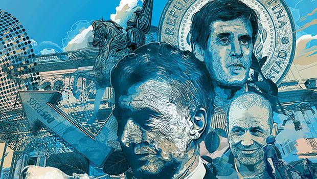 ΕΙΚΟΝΑ - Αργεντινή Η συνθηκολόγηση της Αργεντινής