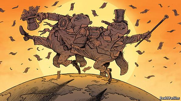 ΕΙΚΟΝΑ - Ελιτ, Elite, γενική, πλούσιοι Βαδίζοντας προς το κραχ