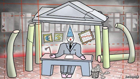 ΕΙΚΟΝΑ - κεντρικές τράπεζες