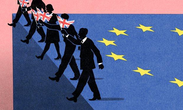 ΕΙΚΟΝΑ - Βρετανία, BREXIT Η μαύρη Παρασκευή της Ευρώπης