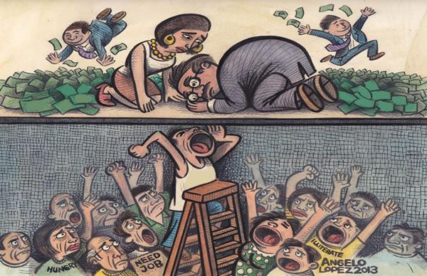ΕΙΚΟΝΑ---Νεοφιλελευθερισμός,-πλούσιοι