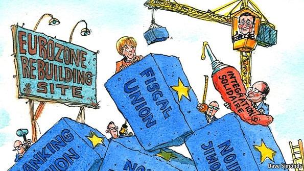 Άφιξη της κρίσης στη Γερμανία