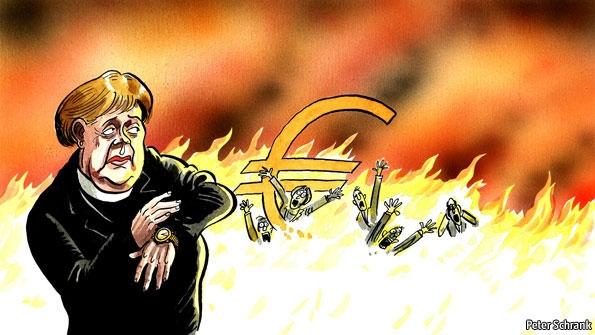 Η διάλυση του ευρώ