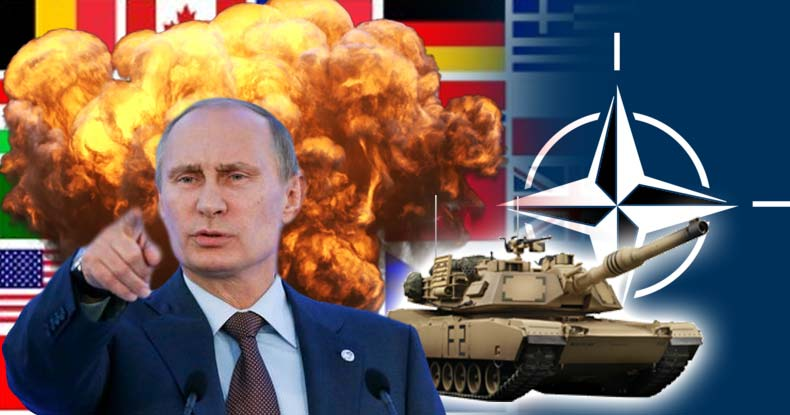 Putin, ο εχθρός της Δύσης