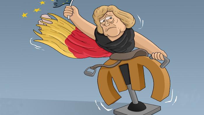 Πανικός στη Γερμανία