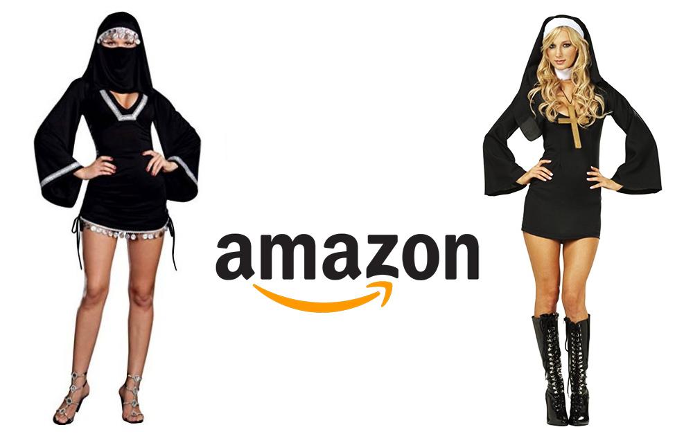 Η Amazon και η Burka