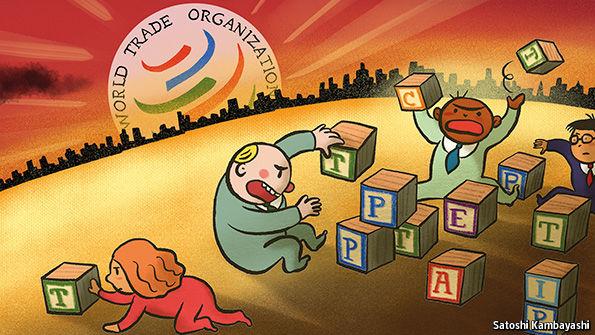 Παγκόσμιος εμπορικός πόλεμος