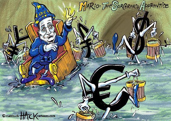 Προβλέψεις κατάρρευσης του ευρώ
