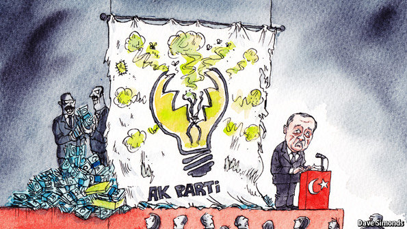 Deutsche Bank, ο εχθρός της Τουρκίας