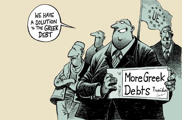 Το ΔΝΤ, το ESM, η ΝΔ και το ΣΥΡΙΖΑ