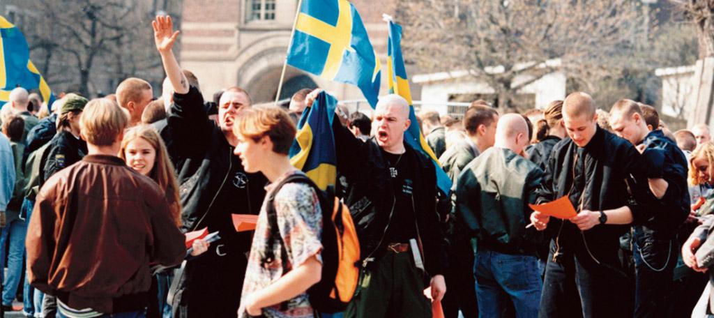 Ο ρατσισμός στη Σουηδία